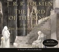 The Lord of the Rings: Pt.3 Return of the King (ljudbok)