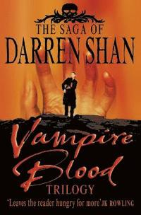 Vampire Blood Trilogy: Books 1 - 3 (inbunden)