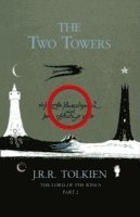 The Lord of the Rings: The Two Towers (inbunden)
