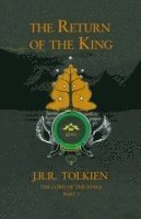The Lord of the Rings: The Return of the King (inbunden)