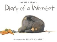 Diary of a Wombat (kartonnage)