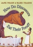 How Do Dinosaurs Eat Their Food? (h�ftad)