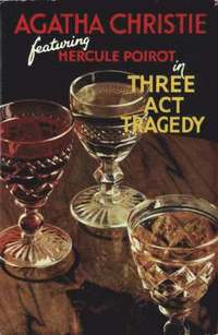 Three Act Tragedy (inbunden)