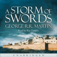 Storm of Swords (mp3-bok)