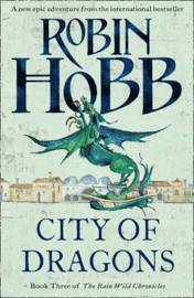 City of Dragons (inbunden)