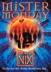 Mister Monday (The Keys to the Kingdom, Book 1) (e-bok)