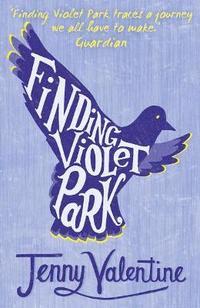 Finding Violet Park (inbunden)
