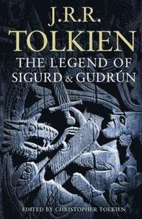 The Legend of Sigurd and Gudrun (h�ftad)