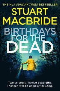Birthdays for the Dead (h�ftad)
