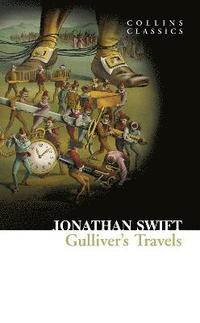 Gulliver's Travels (h�ftad)