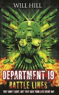 Department 19: Battle Lines (inbunden)
