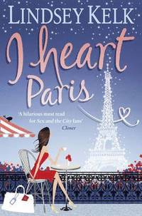 I Heart Paris (h�ftad)