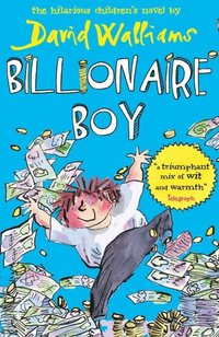 Billionaire Boy (e-bok)