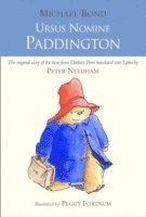 Ursus Nomine Paddington: A Bear Called Paddington (inbunden)
