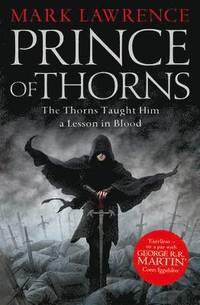 Prince of Thorns (h�ftad)