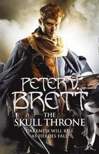 Demon Cycle (4) - The Skull Throne (h�ftad)