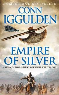 Conqueror (4) - Empire Of Silver (h�ftad)