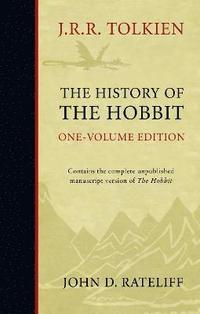 The History of the Hobbit (inbunden)