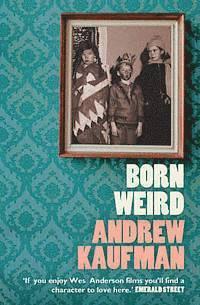 Born Weird (ljudbok)