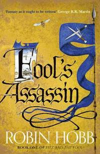 Fool's Assassin (inbunden)