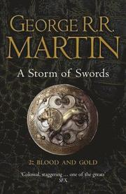 A Storm of Swords: Part two Blood and Gold (h�ftad)