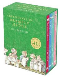 Adventures in Brambly Hedge (inbunden)