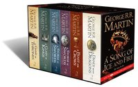 A Game of Thrones 6 Books Box Set (pocket)