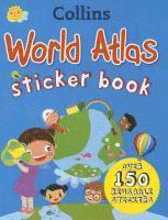Collins World Sticker Atlas (häftad)