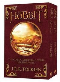 The Hobbit (part 1 and 2) (h�ftad)
