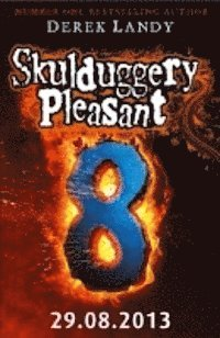 Skulduggery Pleasant: Last Stand Of Dead Men (h�ftad)