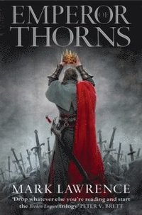 Emperor of Thorns (h�ftad)