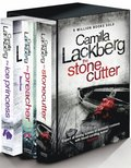 Camilla Lackberg Crime Thrillers 1-3: The Ice Princess, The Preacher, The Stonecutter