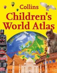 Collins Children's World Atlas (inbunden)