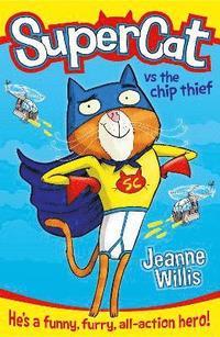 Supercat vs the Chip Thief (h�ftad)