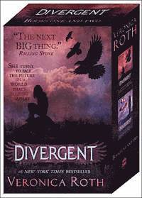 Divergent Boxed Set (Books 1 and 2) (h�ftad)