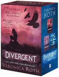 Divergent Series Boxed Set (Books 1-3) (h�ftad)