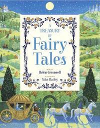 A Treasury of Fairy Tales (inbunden)