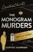 The Monogram Murders (h�ftad)