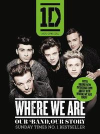 One Direction: Where We are (100% Official) (inbunden)