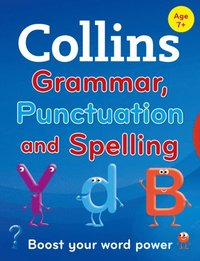 Collins Primary Grammar, Punctuation and Spelling (Collins Primary Dictionaries) (e-bok)