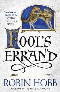 Fool's Errand (h�ftad)
