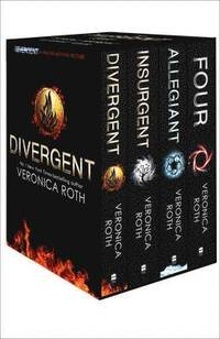 Divergent Series Box Set (Books 1-4 Plus World of Divergent) ()