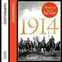 1914: History in an Hour (ljudbok)