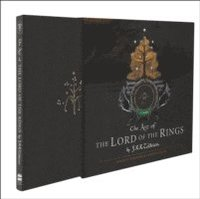 The Art of the Lord of the Rings (h�ftad)