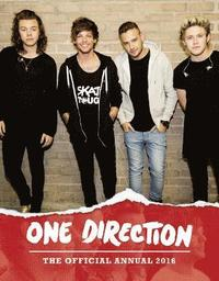 One Direction: The Official Annual (inbunden)