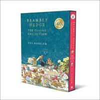 The Brambly Hedge Complete Collection (inbunden)