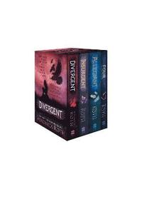 Divergent Series Box Set (Books 1-4): Books 1-4
