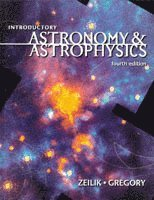 Introductory Astronomy and Astrophysics (inbunden)