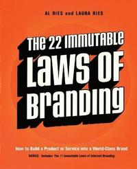 The 22 Immutable Laws of Branding (inbunden)