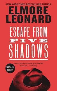 Escape from Five Shadows (inbunden)